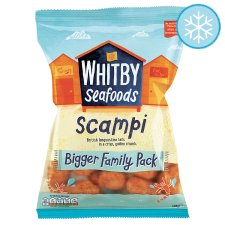 Whitby Seafoods Scampi 400G
