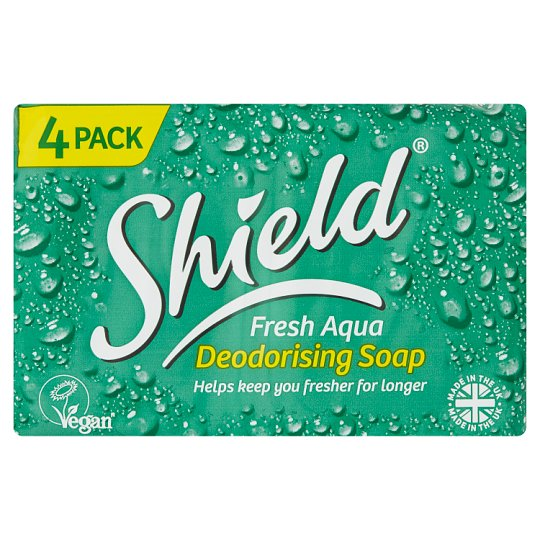 Shield Soap Aqua 4X115g