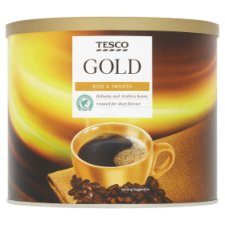 Tesco Gold Instant Coffee 500G