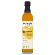 Mr Hugh's Extra Virgin Cold Pressed Rapeseed 500Ml