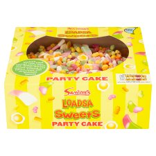 image 1 of Swizzels Loadsa Sweets Party Cake