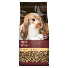 Tesco Rabbit Food Nuggets 2Kg