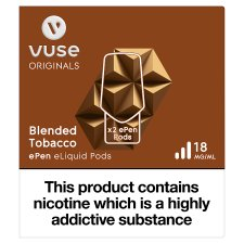 Vype Epen 3 Capsules Blended Tobacco 18Mg