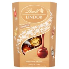 Lindt Lindor Assorted Chocolate Truffles 200G