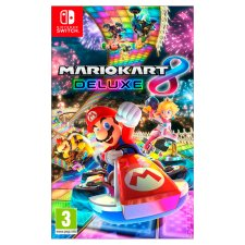 Mario Kart 8 Nintendo Switch Game