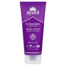 Ayumi Turmeric And Bergamot Body Scrub 200Ml