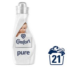 Comfort Pure Fabric Conditioner 21 Wash 750Ml