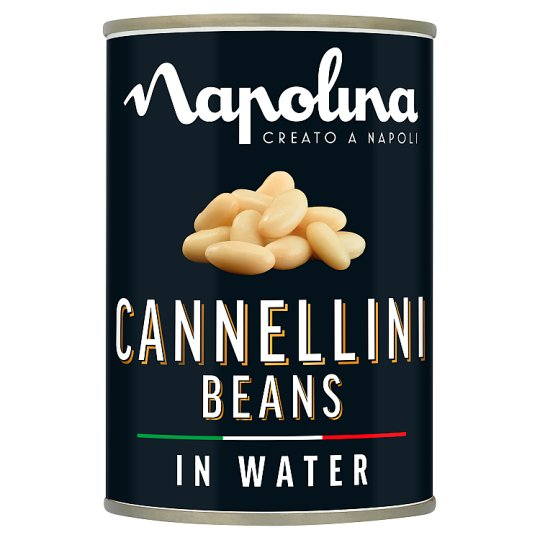 Napolina Cannellini Beans Water 400G