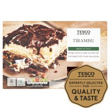 Tesco Tiramisu 500G