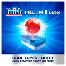 image 3 of Finish All in One Max Lemon Dishwasher Tablets 85s