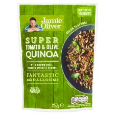 image 1 of Jamie Oliver Tomato And Olive Quinoa 250G