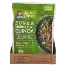 image 2 of Jamie Oliver Tomato And Olive Quinoa 250G