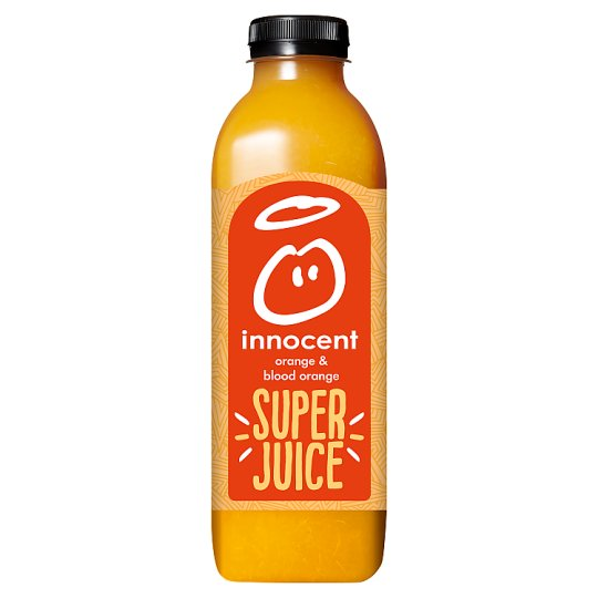 Innocent Orange Super Juice 750Ml