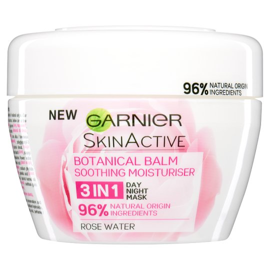 image 1 of Garnier Naturals Soothing Rose 3In1 Balm 140Ml