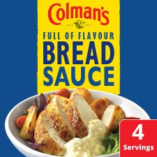 Colmans Bread Sauce Mix 40G