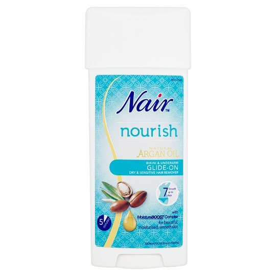 Nair Glide On Hair Remover 100Ml
