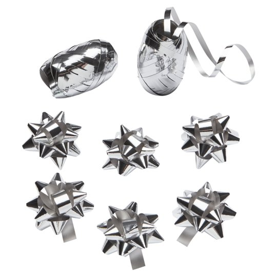 Tesco Silver Accessory Pack