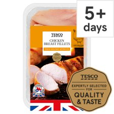 Tesco British Chicken Breast Portions 950G