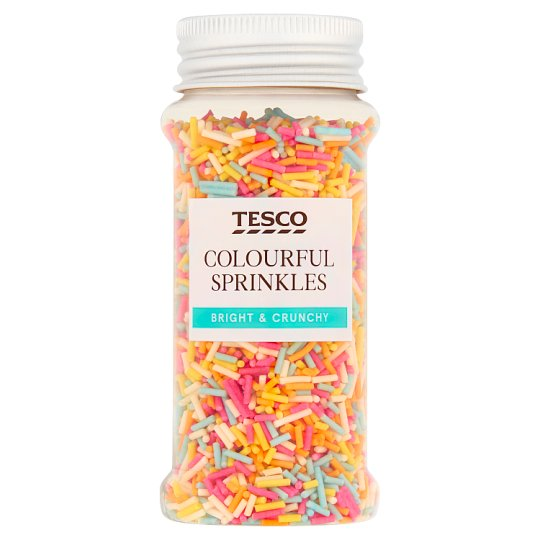 Tesco Colour Strands 70g Tesco Groceries