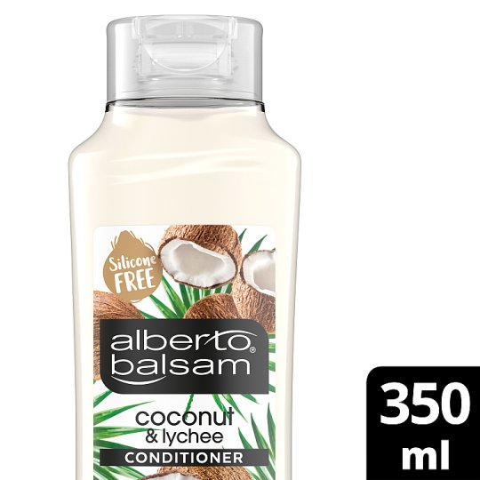 Alberto Balsam Coconut And Lychee Conditioner 350Ml
