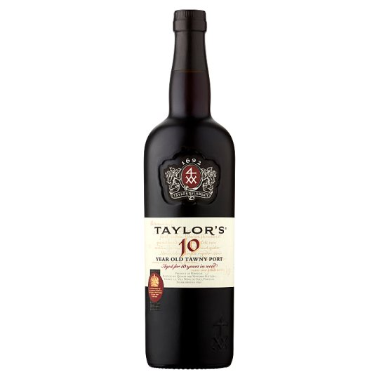 Taylor's 10 Year Old Tawny Port 75Cl