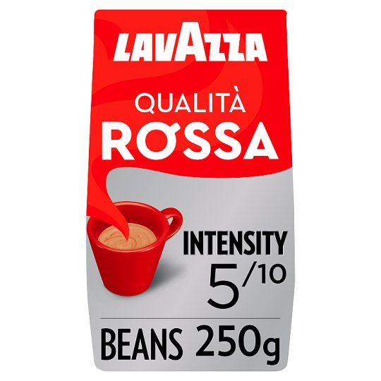 Lavazza Qualita Rossa Coffee Beans 250G