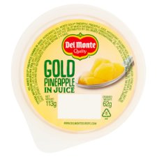 Del Monte Fruit Express Gold Pineapple In Juice 113G