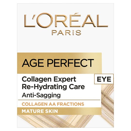 image 1 of L'oreal Paris Age Perfect Rehydrating Eye Cream 15Ml