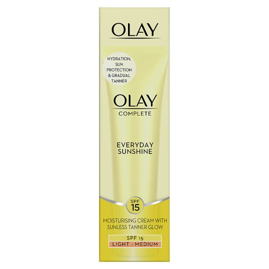 image 1 of Olay Complete Everyday Sunshine Light Day Cream 50Ml