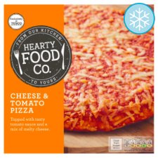 Heartyfood Co Cheese And Tomato Pizza 249G