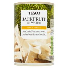 Tesco Jackfruit In Water 410G