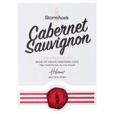 image 2 of Stormhoek Cabernet 75Cl