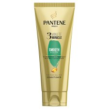 Pantene Smooth And Sleek 3 Minute Miracle 200Ml