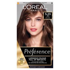 Loreal Infinia Preference Chocolate Rose Gold Hairdye