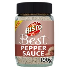 Bisto Best Pepper Sauce 190G