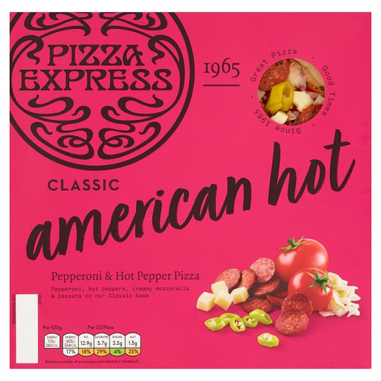 Pizza Express American Hot Pizza 260G