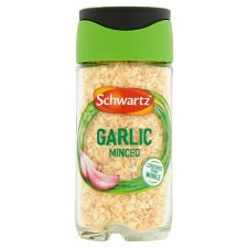 Schwartz Minced Garlic 46G Jar