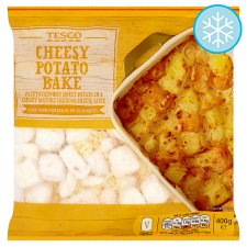 Tesco Cheesy Potato Bake 400G