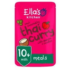 Ella's Kitchen Thai Curry Stage 3 190G