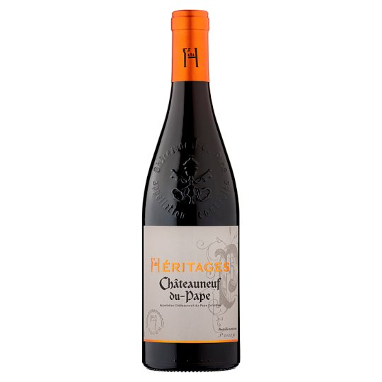 Heritages Chateauneuf Du Pape Red 75Cl