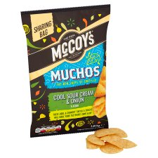 image 2 of Mccoy's Muchos Sour Cream And Onion 180G