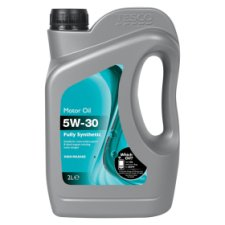 Tesco 5W30 Fully Synthetic Oil High Mileage 2L