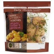 Pots With Garlic Butter And Parsley 360G