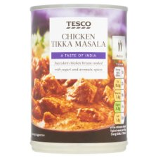 Tesco Chicken Tikka Masala 400G