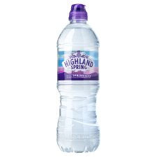 Highland Spring Sports Bottle 750 Ml