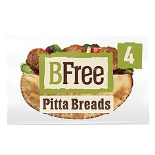 Bfree Stone Baked Pitta Bread 220G