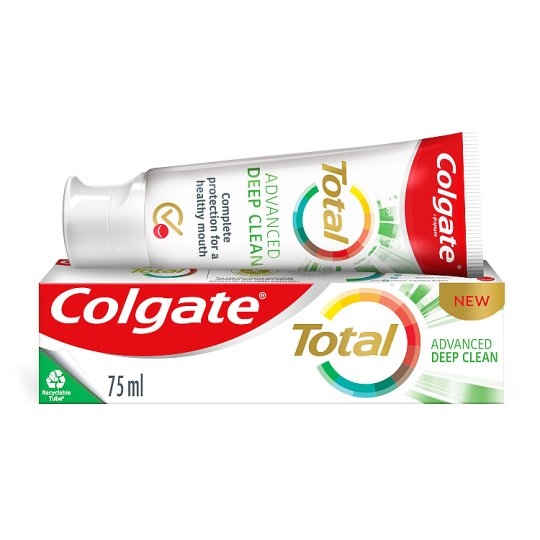 image 1 of Colgate Total Deep Clean Toothpaste 75Ml