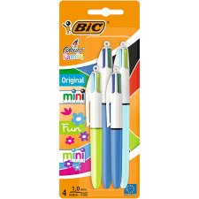 Bic 4 Colour Family