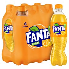 Fanta Orange 6X500ml