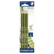 Staedtler Noris Eco Pencil Blister 4 Hb